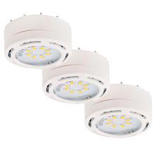 18W Bulb Included Dainolite Lighting XENO-89-BK Xenon Mini Pot-Light Black Finish